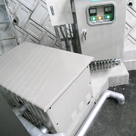 雨水・井戸水利用システム